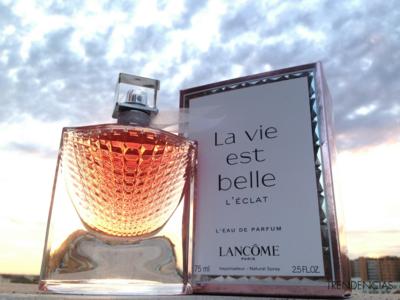 """Hemos probado """"La vie est belle L'éclat"""", el perfume más chispeante de Lancôme"""