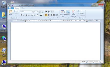 Wordpad es algo digno de usar
