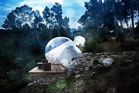 Bubble Rooms Hotel In France 5