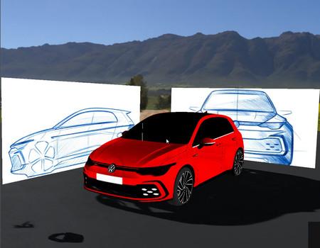 El diseño de autos en Volkswagen: de usar lápiz y papel, a utilizar algoritmos y resolución 4K