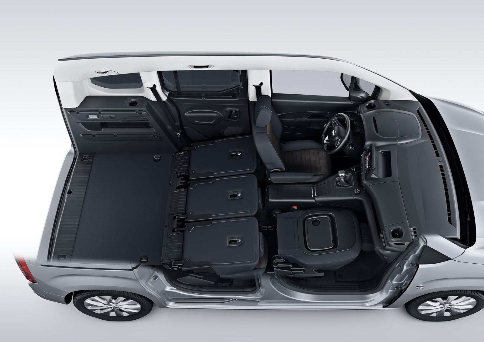 Foto de Opel Combo Life 2018 (38/63)