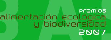 I Edición de los Premios Alimentación Ecológica y Biodiversidad