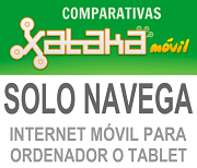 Comparativa Tarifas Navegar Desde Tablet O Pc