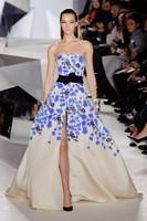 ¿Delineados de glitter o geométricos? Chanel y Giambattista Valli hacen sus apuestas en la Semana de la Moda de París
