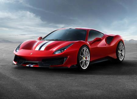 Video: Parece que el nuevo Ferrari 488 Pista acelera más rápido de lo esperado