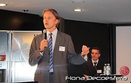 Eric Surdej, Director General de LG Francia