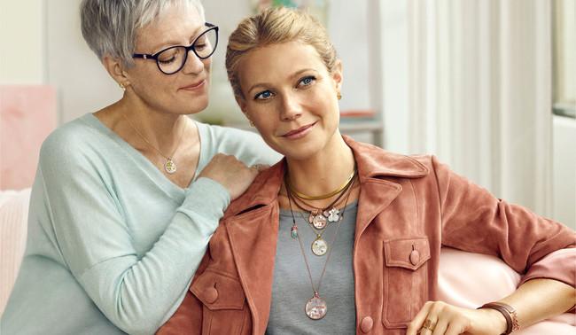Gwyneth Paltrow protagoniza una nueva historia con Tous dedicada a madres e hijas