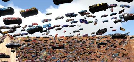 Trackmania consigue un récord bestial al juntar 42.000 vehículos en un circuito