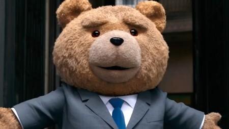 Vamos Ted, date prisa que tenemos Cazando Gangas