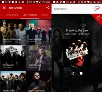 Last.fm para Android no estaba muerta, estaba en chapa y pintura para renovarse