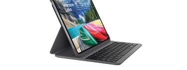 Logitech presenta Slim Folio Pro, un teclado retroiluminado para los iPad Pro de 2018 más asequible que el oficial