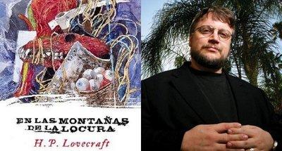 'En las montañas de la locura', lo nuevo de Guillermo del Toro