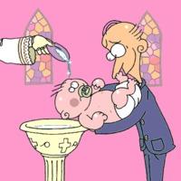 ¿Por qué bautizar al bebé?