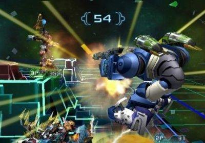 Anuncio del Custom Robo DS