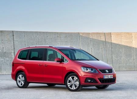 Otra batalla ganada para los SUV: SEAT Alhambra y Volkswagen Sharan salen de producción