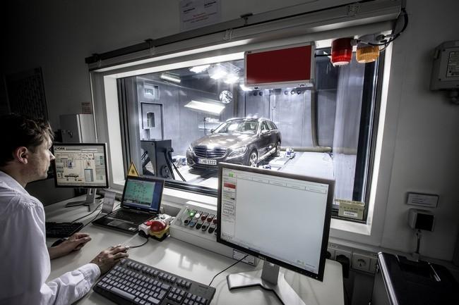 Consumos Emisiones Mercedes Benz