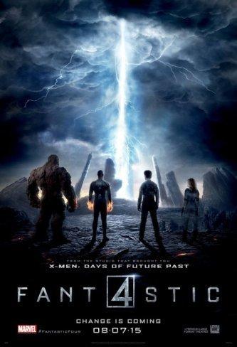 Nuevo cartel de Cuatro Fantasticos (Fantastic Four)