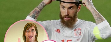 A Sergio Ramos le da igual la edad (siempre y cuando quede ácido hialurónico para rellenar): estos son todos sus retoques estéticos