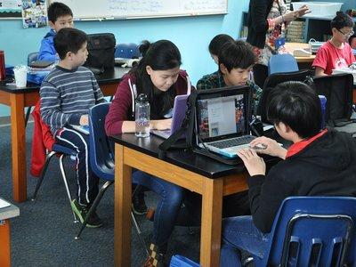 Los estudiantes están mejor sin un ordenador portátil en el aula