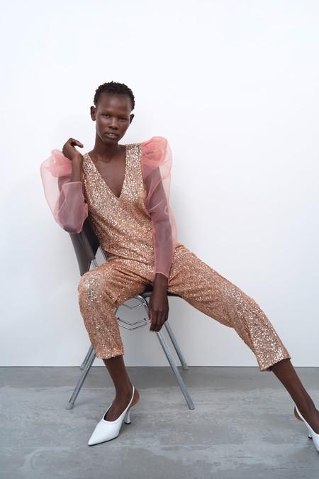 Zara Nueva Coleccion 2019 Lentejuelas 14