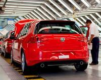 Volkswagen ya construye el Golf 2 puertas en Puebla