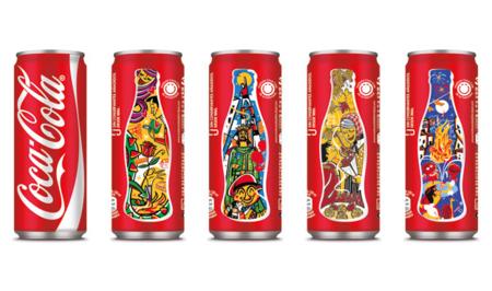 Colección de Coca-Cola dedicada a Cataluña
