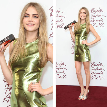 cara british fashion awards