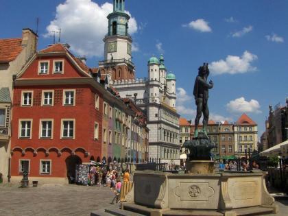 Poznan: La parada ideal entre Cracovia y Berlín