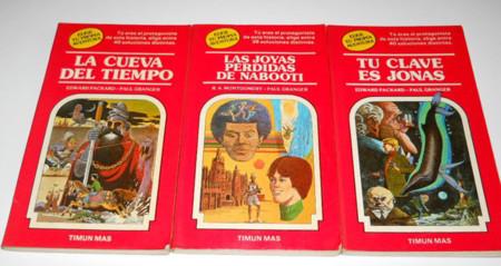 Los libros 'Elige tu propia aventura' quieren dar el salto a las tablets