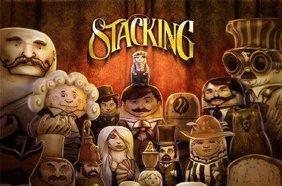 'Stacking', Tim Schafer nos vuelve a enamorar