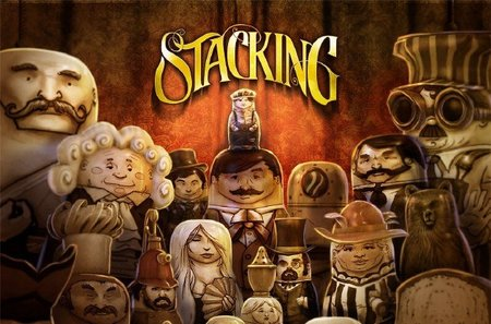 'Stacking', Tim Schafer nos vuelve a enamorar