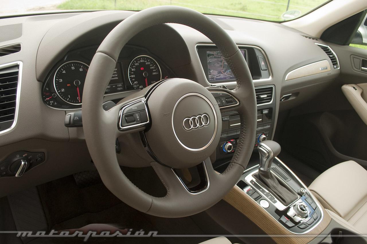 Audi Q5 Y Sq5 Presentaci 243 N Y Prueba En M 250 Nich 36 43