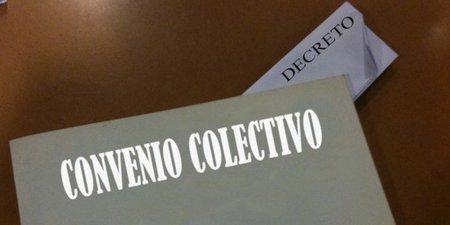 Cambiar los convenios por decreto ¿solución o problema?