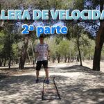 Escalera de agilidad: ejercicios II