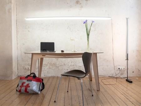 Blow lamps, las lámparas globo de Theo Möller