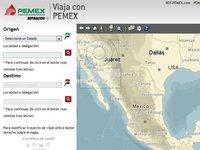 Planea tu ruta de verano con PEMEX