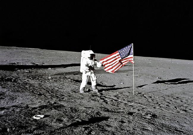 Bandera Luna