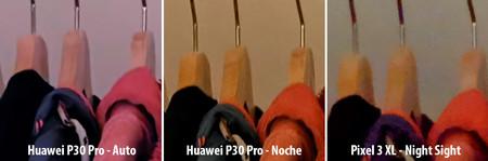 Huawei P30 Pro Modo Noche