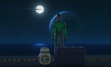 """Tenemos el primer tráiler de 'Star Wars: Resistance', la nueva serie animada """"estilo anime"""" de Disney y Lucasfilm"""