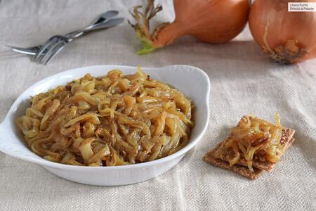 Cebolla caramelizada en el horno: la receta más fácil y cómoda para hacer gran cantidad