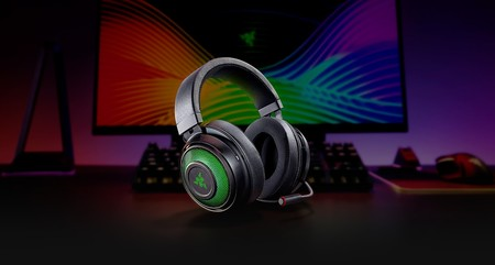 Razer estrena auriculares gaming, son los Kraken Ultimate y cuentan con el sistema THX Spatial Audio