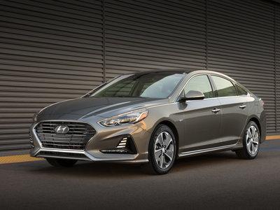 Hyundai actualiza las versiones Hybrid y Plug-in Hybrid del Sonata