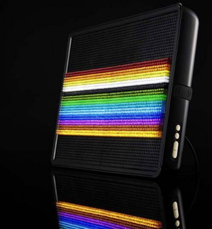 Bandai Luminodot, pixel art iluminado