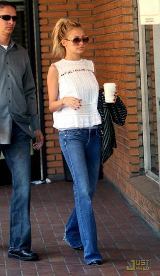 Quiero el look de Nicole Richie
