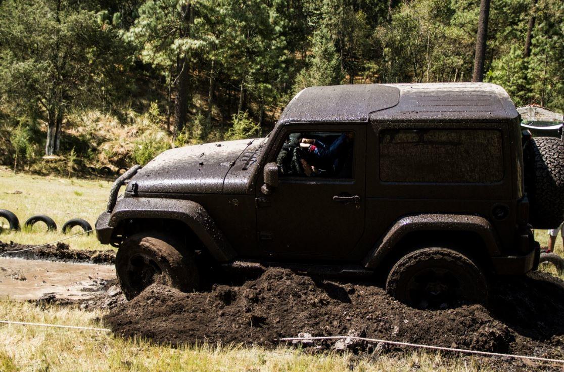 Camp Jeep Wrangler Edition 2018