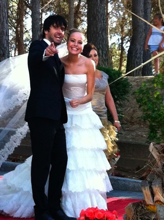 esmeralda moya boda