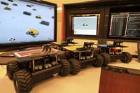 El 'enjambre de robots' mineros que la NASA quiere enviar al espacio