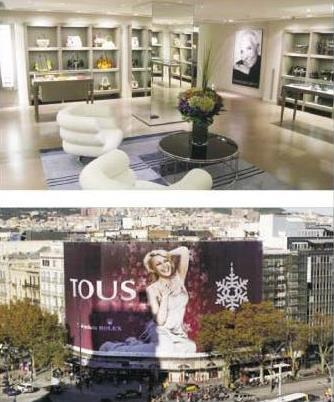 Tous abre la nueva flagshipstore del edificio Roca en Barcelona