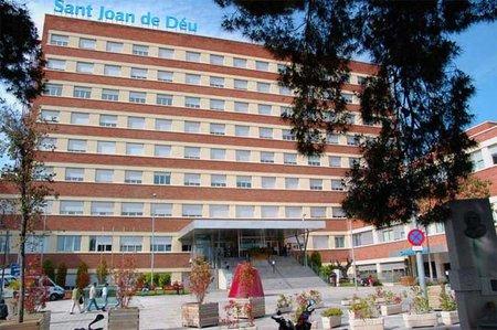 Se puede elegir la forma de dar a luz en el Hospital Sant Joan de Déu