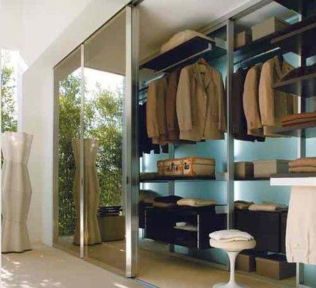 vestidor armario
